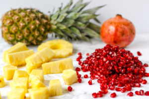 pineapple-pomegranate